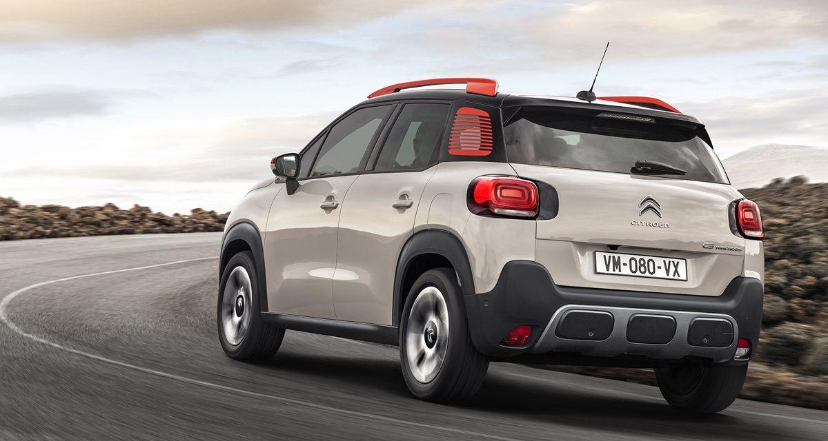 Novedad: Citroën C3 Aircross BlueHDi 110 S&S