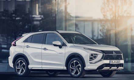 Novedad: Mitsubishi Eclipse Cross PHEV