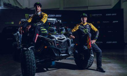 Dakar 2021: Presentación Team Farrés/Monleón