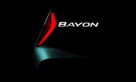 Novedad: El nuevo SUV de Hyundai se llamará Bayon