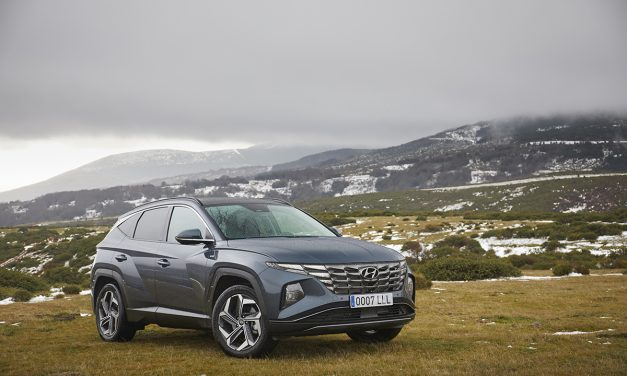Al volante del nuevo Hyundai Tucson