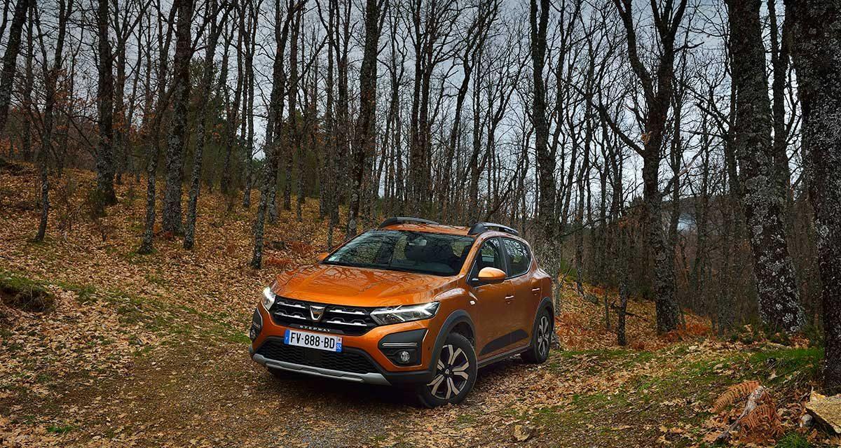 Nuevo Dacia Sandero Stepway