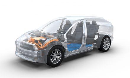 Novedad: SUV eléctrico de Toyota