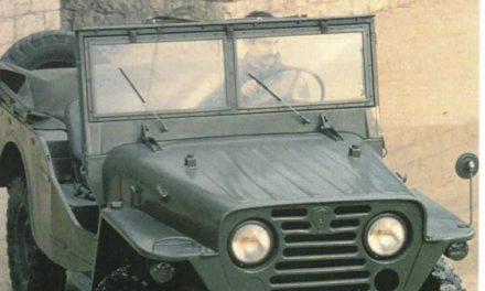 La desconocida historia de los Peugeot 203 Rural y 403 4×4