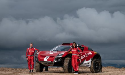 Extreme E: Acciona Sainz XE Team