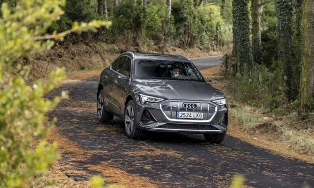 Primer contacto: Audi e-tron Sportback 50 y 55 quattro