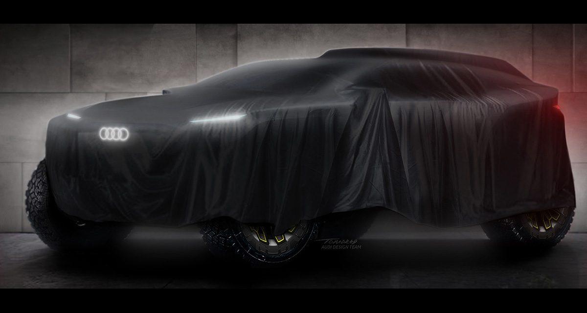 Dakar 2022: Audi llega al Dakar