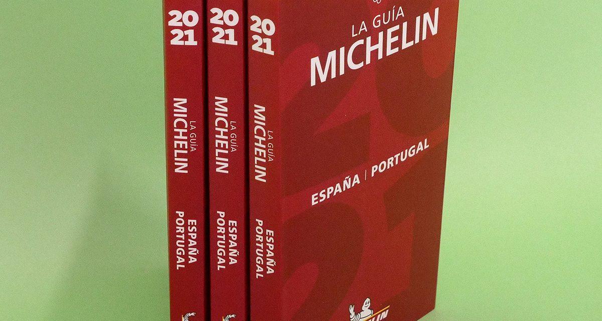 Libros: Guía Michelin 2021