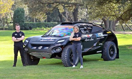 Extreme E: Hispano Suiza Xite Energy Team