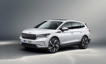 Ya está disponible el nuevo Enyaq iV, el SUV 100% eléctrico de Škoda