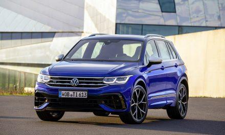 Novedad: Volkswagen Tiguan R