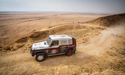 Dakar Classic, el mejor invento de 2021