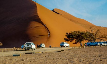Namibia con Motor Aventura