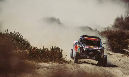 Etapa 1 Dakar 2021 (Jeddah-Bisha) Bugguies. Primera victoria de Cristina Gutiérrez en el Dakar