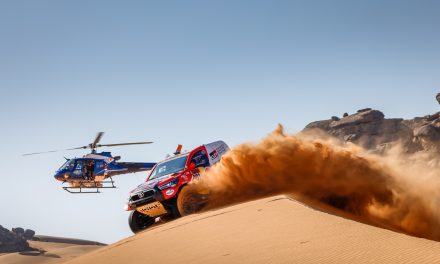 Etapa 2 Dakar 2021 (Bisha – Wadi Ad-Dawasir) Coches. Vuelve la arena y vuelve Al-Attiyah