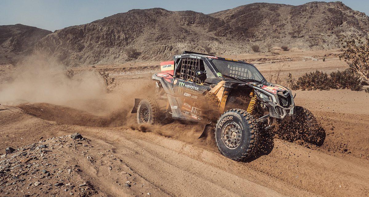 Etapa 2 Dakar 2021 (Bisha – Wadi Ad-Dawasir) Bugguies. Festival Can-Am