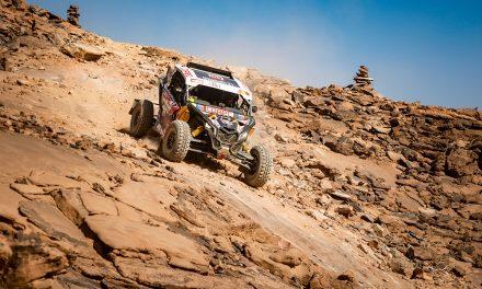 Etapa 3 Dakar 2021 (Wadi Ad-Dawasir – Wadi Ad-Dawasir) Bugguies. Desmadre de posiciones