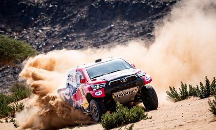 Etapa 4 Dakar 2021 (Wadi Ad-Dawasir – Riyadh) Coches. Etapa de transición