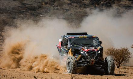 Etapa 4 Dakar 2021 (Wadi Ad-Dawasir – Riyadh) Bugguies. Desastre nacional
