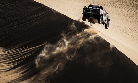 Etapa 7 Dakar 2021 (Hail – Sakaka) Coches. Tablas