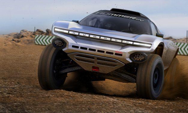 El Hummer EV se apunta a las carreras
