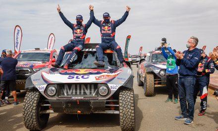 Peterhansel gana el Dakar. Y van 14