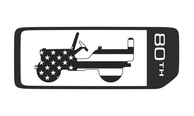80 aniversario de Jeep