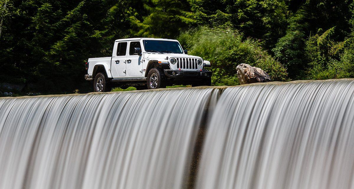 Ya se pueden hacer pedidos del Jeep Gladiator