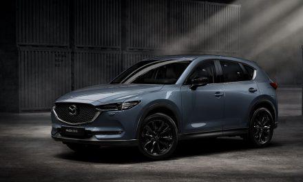 Mazda CX-5 2021 y nueva versión Homura