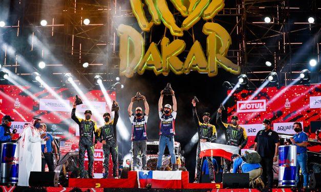 El interesante Dakar de los SxS