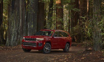 Presentación Jeep Grand Cherokee L en EEUU