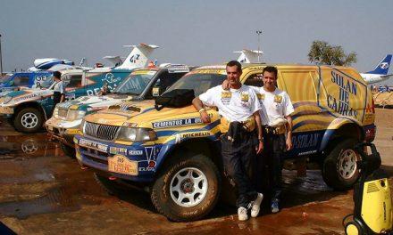 El Dakar y la madre que lo parió