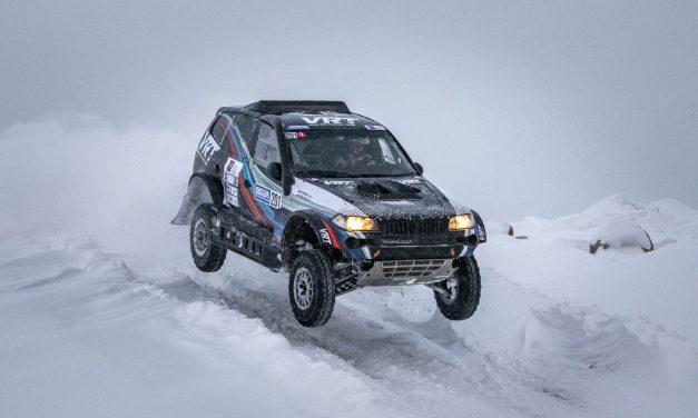 Vasilyev / Kuzmich, ganadores de la Baja Rusia Northern Forest