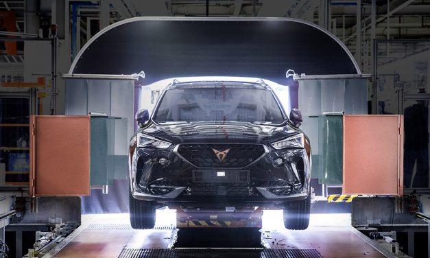 Se inicia la producción del Cupra Formentor e-Hybrid