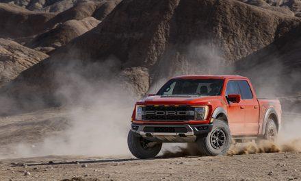 Ford F150 Raptor 2021. PickUp Salvaje