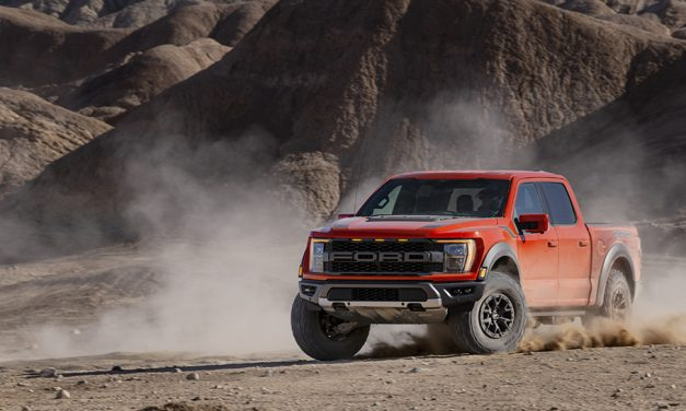 Ford F150 Raptor 2021. PickUp Salvaje
