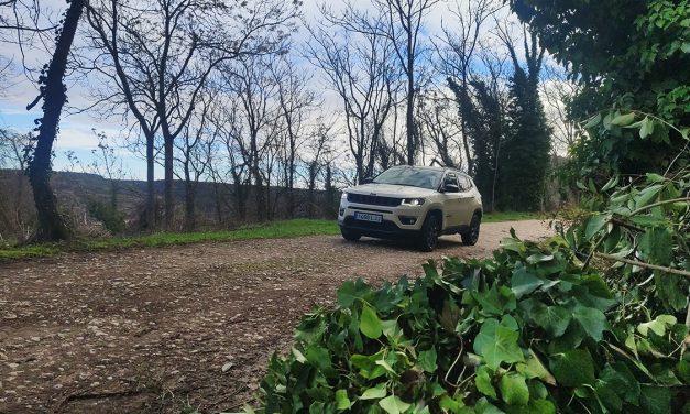 Prueba Jeep Compass 4xe S 1.3 PHEV 176 kW. Tracción eléctrica