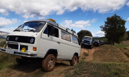 Training Camp Overlanding 4×4