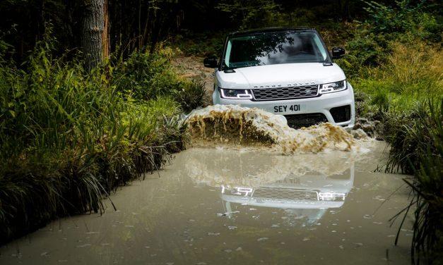 Land Rover ha vendido ya un millón de unidades del Range Rover Sport