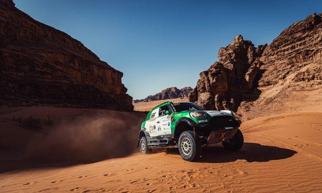 Baja Jordania. Nueva victoria de Seaidan
