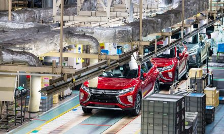 Mitsubishi fabricará coches en Europa