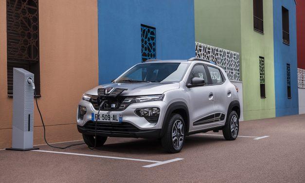 Dacia Spring. Ya se puede reservar el nuevo SUV eléctrico