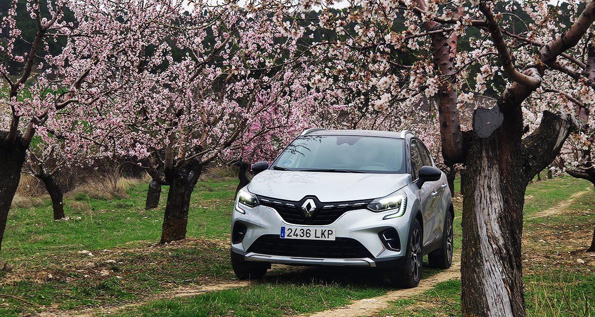 Prueba Renault Captur E-TECH Híbrido enchufable