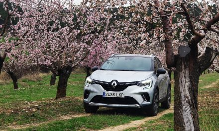 Prueba Renault Captur E-TECH Híbrido enchufable