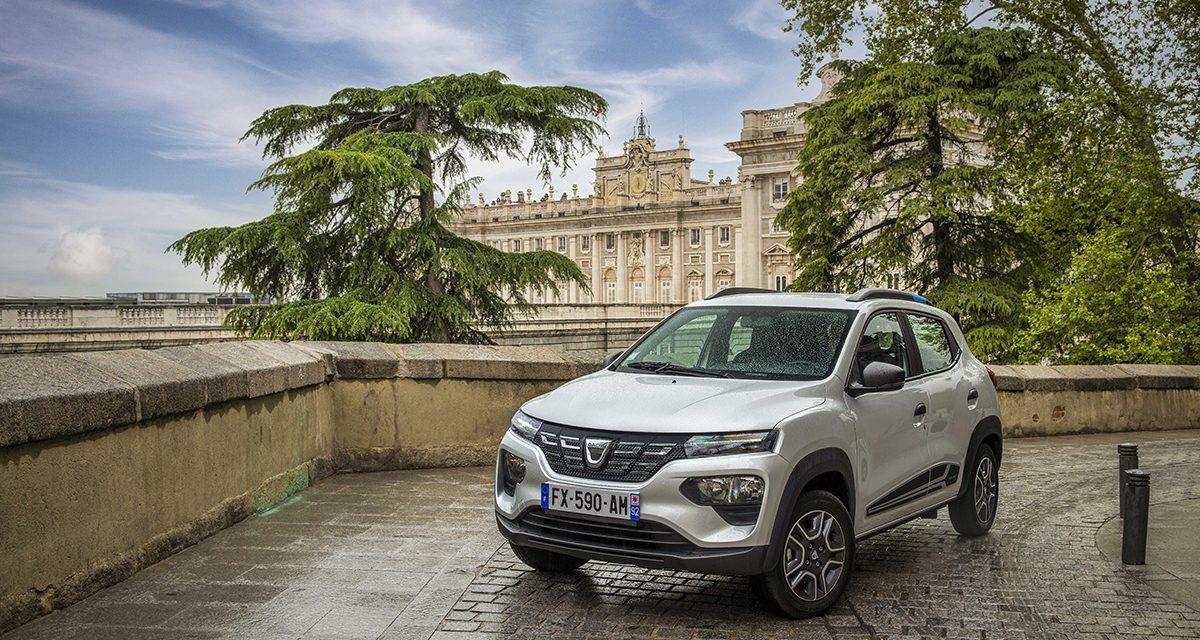 Prueba Dacia Spring. El coche eléctrico más barato es un SUV