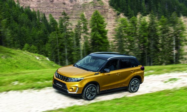 nuevo Suzuki Vitara con cambio automático