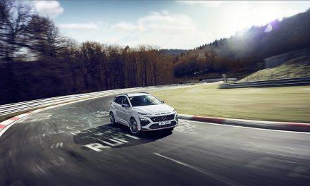 Hyundai Kona N. Un SUV de carreras