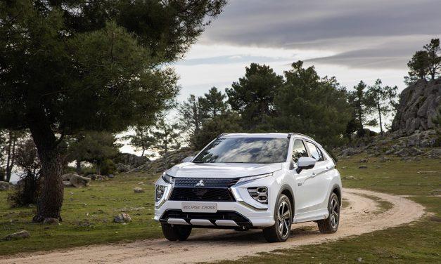 Presentación Mitsubishi Eclipse Cross PHEV