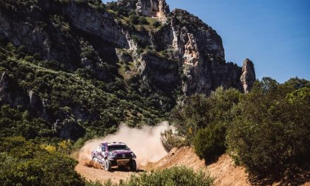Andalucía Rally 2021. Gana Nasser Al-Attiyah y brilla Cristina Gutiérrez