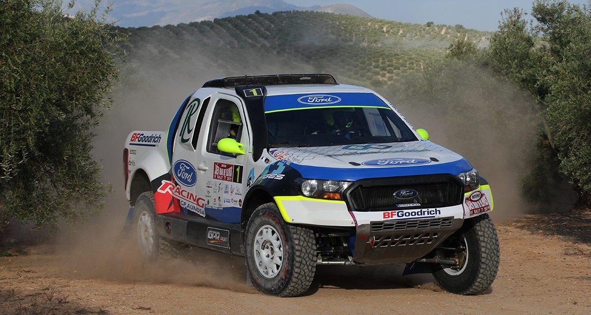Calendario Campeonato de España de Rallyes TT 2021